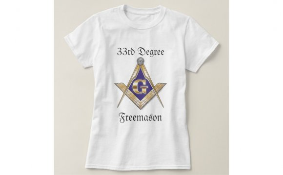 33rd Degree Freemason Women s