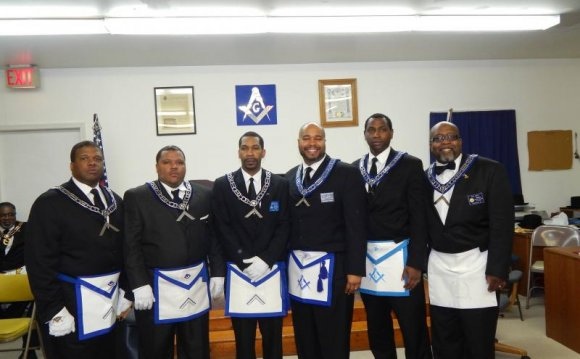 Over 75 Master Masons attended