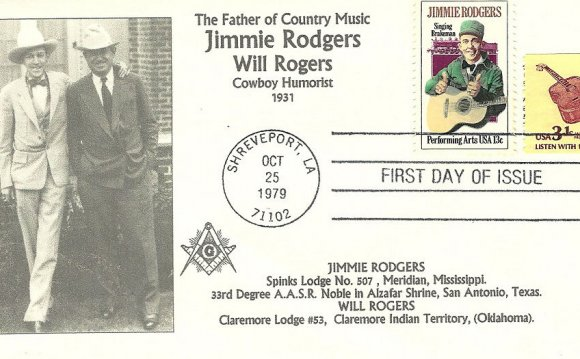 James Charles Jimmie Rodgers