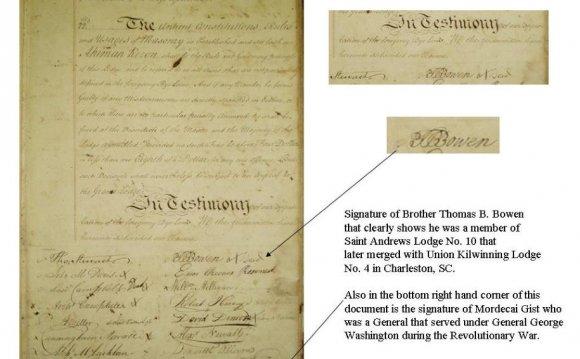 Masonic Letter No. 2