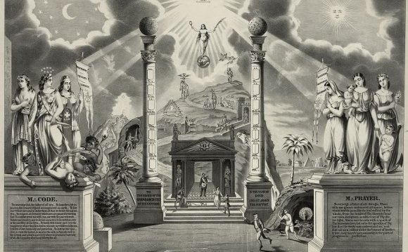 Masonic mysteries and secret