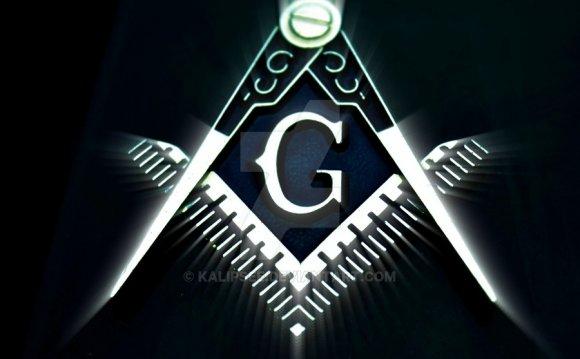 Masonic Symbol by Kalipsee