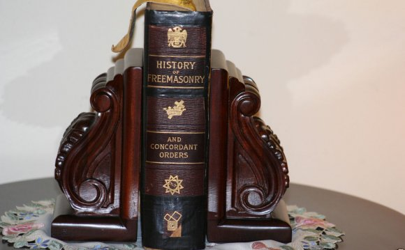 History of Freemasonry and Concordant Orders