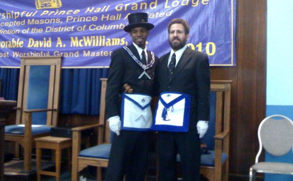 3RD degree Masonic ritual