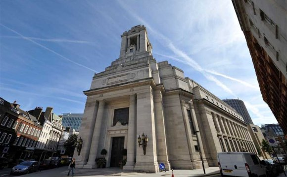 Masonic headquarters London
