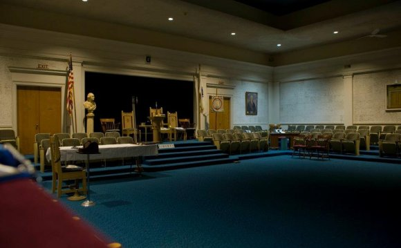 What is a Masonic Temple?
