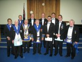 Freemasonry 2nd degree ceremony