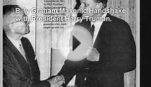 Billy Graham: Proof Masonic Handshake