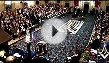 Freemason Ritual Video - The AIF Memorial Lodge