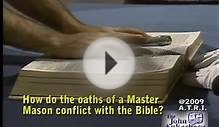 Master Mason oaths and the Bible