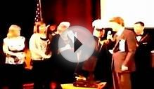 Receiving a 33rd degree Jewel (ceremony.) - Secret