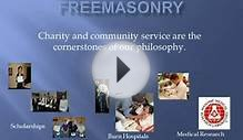 The Fraternity of Free Masonry