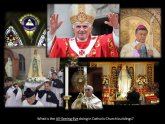 Masonic Symbols in Catholic Churches